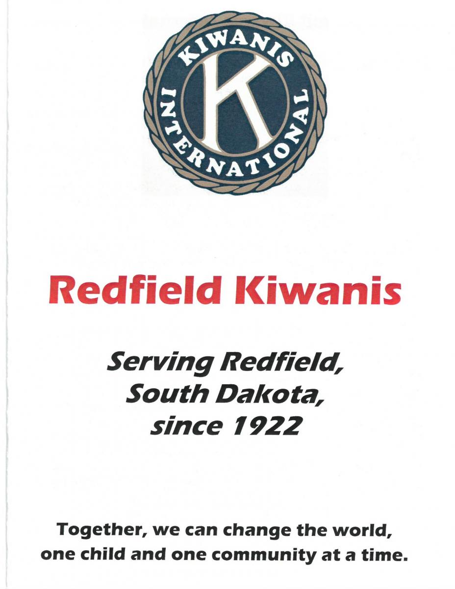 Redfield Kiwanis Slide Image