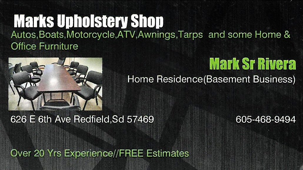 Marks Upholstery Shop
