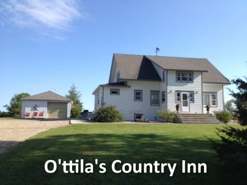 O'ttila's Country Inn Logo