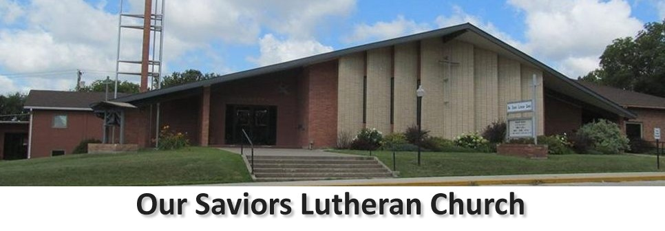 Our Saviors Lutheran Church Slide Image