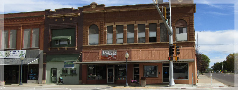 Redfield Economic Development