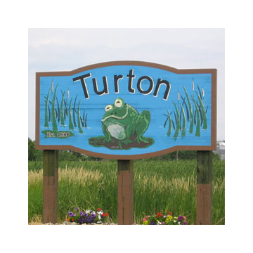 city of turton